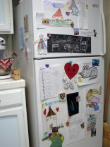 fridge art