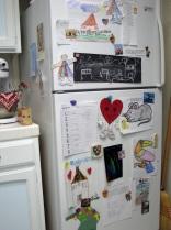 fridge art